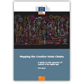portada mapping creative value chains