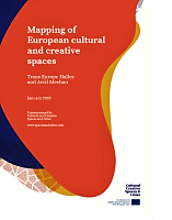 Mapping of European Cultural and Creative Spaces