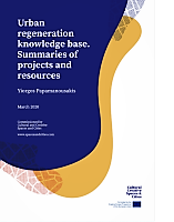Urban Regeneration Knowledge Base: Summaries of Projects and Resources